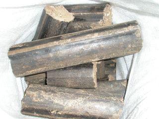 Топливные брикеты от производителя - лузга, дерево