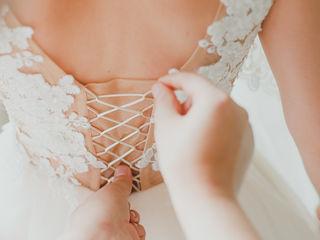 Rochie de mireasă - procurată în 2018
