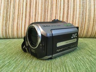 Видеокамера JVC Everio GZ-MG142EK