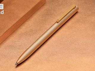 Xiaomi Mi Alluminum Rollerball Pen - ручка, которая тебя вдохновит