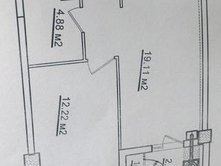 Oasis! CEL MAI MIC PRET. living +dormitor, 46m2. 885 euro