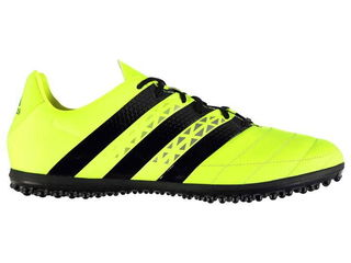 Adidas Ace 16.3 Mens Tf Leather Football Trainers. New!!!