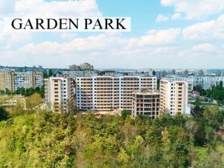 Apartament cu 1 camera 51 m2 in noul complex locativ Garden Park din sect. Botanica