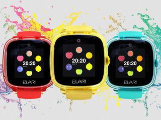 Elari - детские смарт часы!