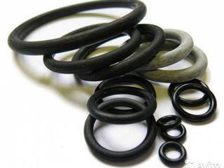 Сальники, манжеты полиуритановые, Резиновые кольца, Кольца для кондиционеров, стопорные кольца