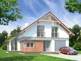 Casa stil modern 170 m2 varianta alba! Super oferta!