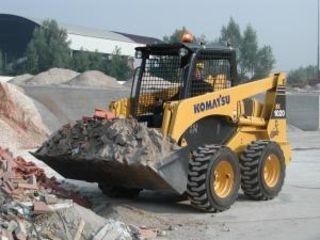 Servicii Bobcat și mini excavator +basculanta