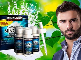 Minoxidil Kirkland - Средство для роста волос