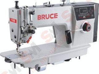 Промышленная швейная машина  челночного стежка Bruce R5 с прямым сервоприводом