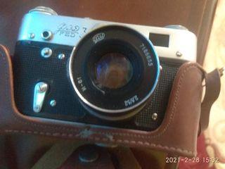 Se vinde aparat de foto (retro). Este intr-o stare buna functionala.