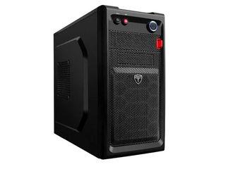 Мощный системник Intel Xeon E1220+RAM 8Gb+SSD+RX460 4Gb !