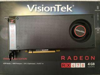 Radeon RX 470 Overclocked 4GB GDDR5