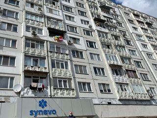 Ciocana! Apartament cu 2 odai, et. 2/10, seria MS, V/A, 49 m.p.. Pret 36 500 €