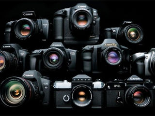 Canon и Nikon - новые фотоаппараты !