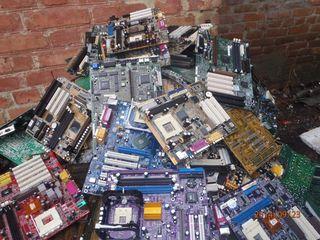 Куплю материнские платы процессоры память видеокарты...