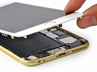 Замена display , touch screen apple iphone schimbare displey,senzor