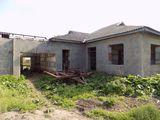 Продам недостроенный блочный дом