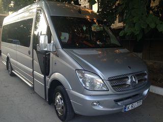 Пассажирские перевозки.Самые комфортабельные автобусы,микроавтобусы,мини-вэны...pasager.md