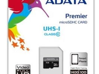 MicroSD Cards 32gb очень дёшево,большой ассортимент,доставка,официальная гарантия в Кишинёве!