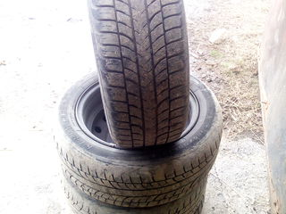 Vind anvelope de vara kelly 195/55/r15 made in slovenia -1350 lei urgent