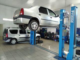 Dacia обслуживание и ремонт, запчасти в наличии ---Лучшая ценa---, Доставка по Кишинёву !