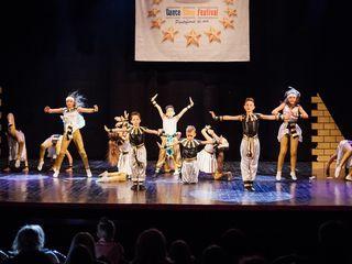 Dansuri moderne Chisinau!