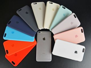 Original Apple silicone case 450 mdl !!