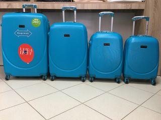Asortiment mare de valize, livrare gratis in aceeasi zi