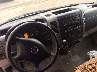 Mercedes sprinder 213