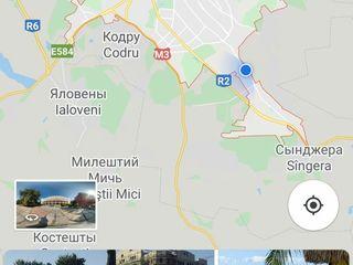 Cumpar lot de vînzare urgentă (casuta) în jur de 8000e Chisinau Bacioi Singera Codru Ialoveni