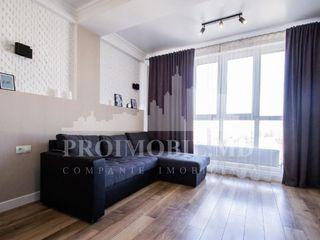 Spre chirie apartament spațios, bvd. Moscovei, 55 mp, 380 euro