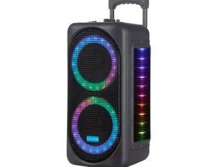 Колонка для вечеринок + 1 микрофон 300W /  Extrabass Home Audio System 300W