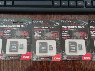 Qumo  Micro sd card 10 classa uhs-1       16.32