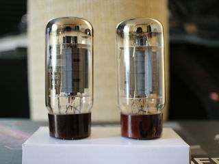 Svetlana 6L6GC power tubes
