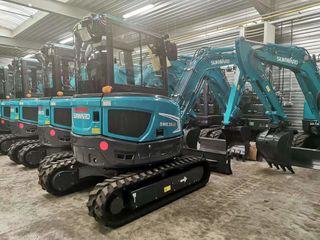 Экскаватор SWE35UF - 3850kg