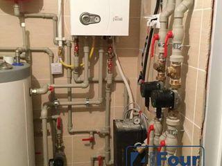 Montarea și instalarea sistemelor de incalzire, ventilare, aprovizionare cu apa în Moldova!