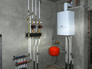 Системы отопления,установка,радиаторов отопления,замена стояков,тёплые полы,канализация!