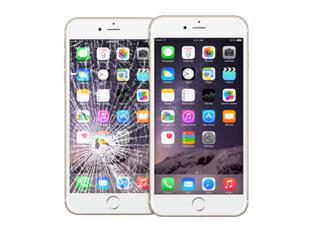 Замена стекла на iPhone.