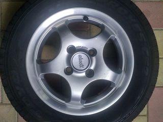 4x100. Легкосплавные колеса Aluett 185 60 R13. VW, Opel, Nissan, Mazda, Honda, Mitsubishi...