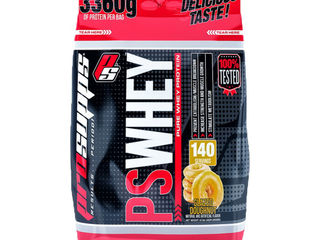 ProSupps U.S.A. Whey Protein 4,5 kg - 1296 лей