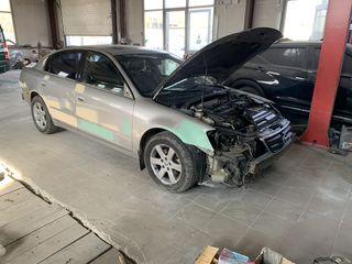 Рихтовка покраска авто в новой камере