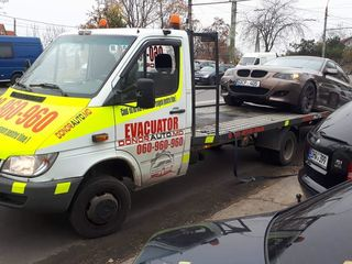 Эвакуатор/Evacuator Chisinau & Tractari Auto  24/24 Moldova Europa
