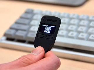 Trezor one - cel mai accesibil portmoneu pentru cryptomonede. dealer oficial.
