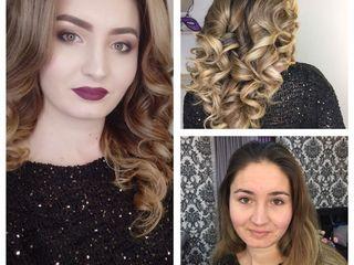 Coafura si machiaj orice ocazie totul de la 555 lei макияж прическа все по цене от 555 лей Make-Up