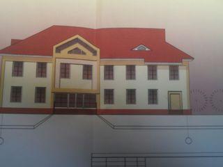 Здание в Комрате