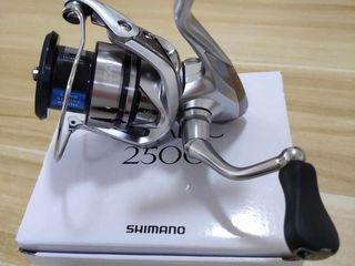 Катушки Shimano 2019 Stradic 4000, 3000MHG, C3000, 2500S
