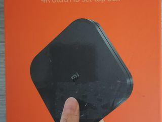Тв-приставка xiaomi mi tv box s 2/8 gb 4k black