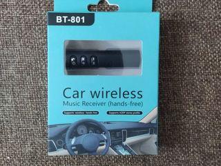 Bluetooth адаптер для AUX