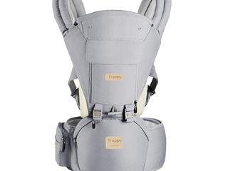 Marsupiu(rucsac) ergonomic cu scaunel 3-25 kg  , хипсит,эрго-рюкзак , рюкзак-кенгуру