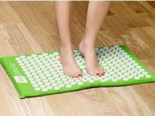 Акупунктурный массажный коврик и массажеры Су Джок